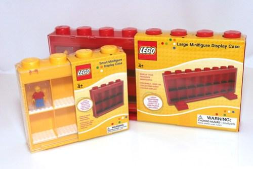 LEGO Minifigure Display Case - 1