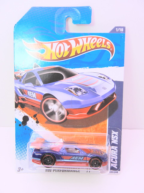 hot wheels acura nsx blue (1)