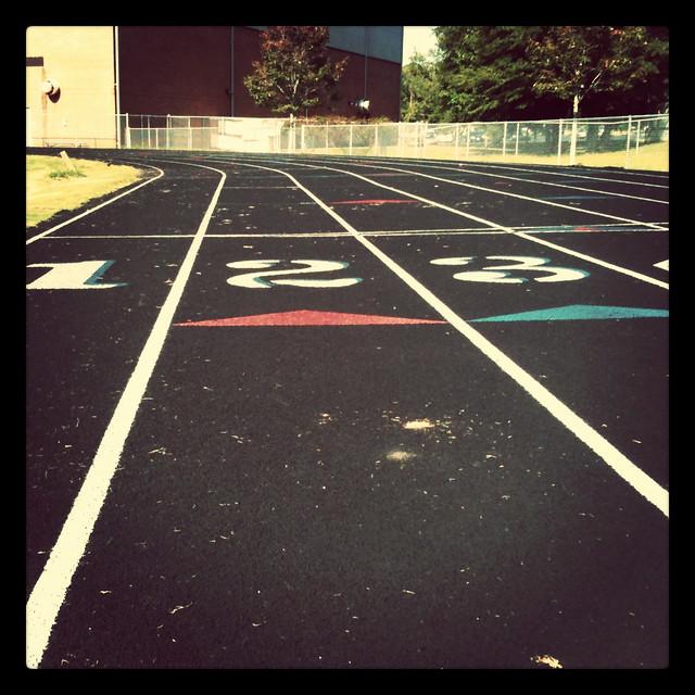 Saturday Track