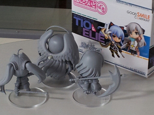 Looking at Nendoroid Petit Tio-Ellie bundle from Eiyuu Densetsu: Ao no Kiseki