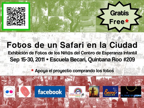 #FotoSafari Photo Exhibit @ Oaxaca 09.2011