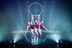 Picture credit : Matt Beard; Costume credit : Dominique Lemieux ©2011 Cirque du Soleil