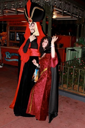 Jafar and Mother Gothel (guest)