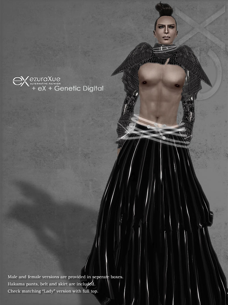 + eX + Genetic Digital