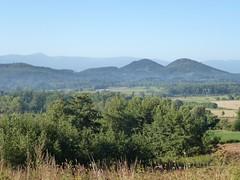 Góry Sokole z podejścia pod Różankę by Polek