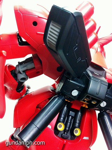 MSIA DX Sazabi 12 inch model (48)