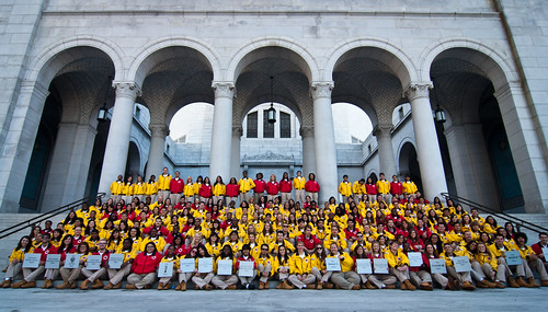 All 210 Corps Members by cityyear