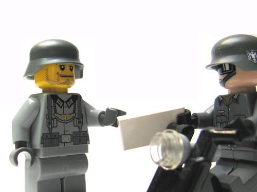 BRiCKiZiMO Feldgendarmerie soldier