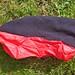 camping pillow / stuff sack