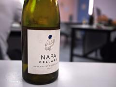 2009 Napa Cellars Chardonnay from Napa Valley