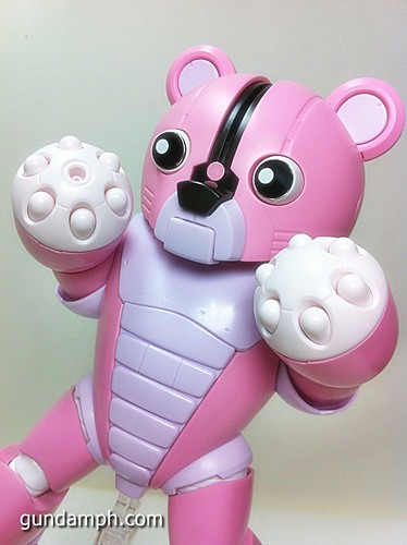 144 HG GB Pink Bearguy Gundam Expo Limited Edition (48)