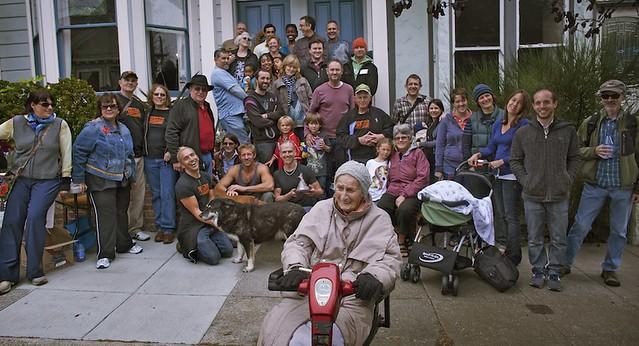 Elsie Street Block Party  001