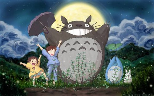 totoro-sprout