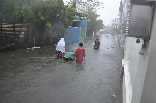 Typhoon Pedring - Bulacan