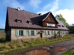 Poranek na Przełęczy Trzech Dolin (810m) by Polek