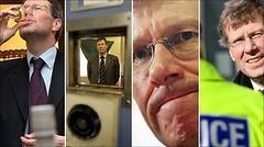 Kenny MacAskill many faces