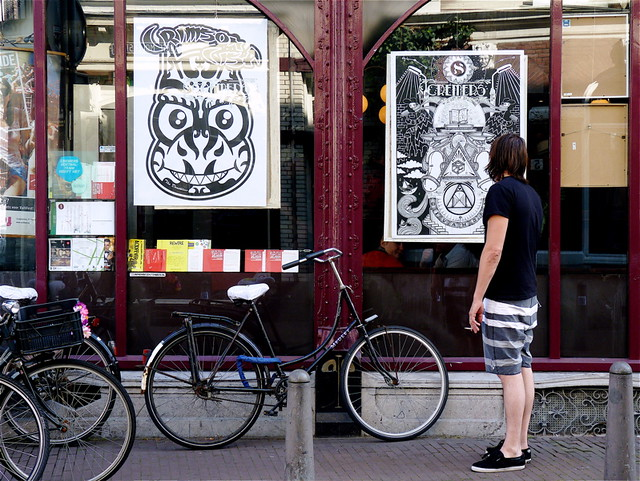 Van de Straat: Crimson Cisa & Sivanski @ Cremers