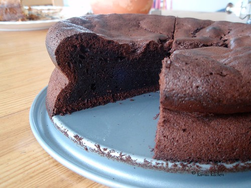 ultimate chocolate cake - 2