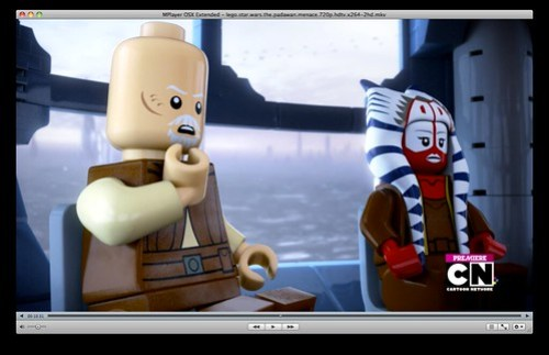 Ki-Adi Mundi, Shaak Ti - LEGO Star Wars: The Padawan Menace