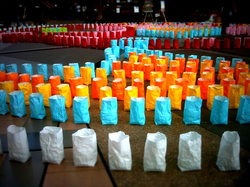 10,000 candles