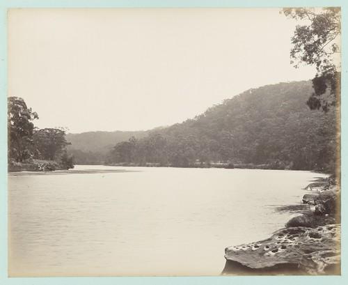 Port Hacking River near Loftus (below the dam), [New South Wales].