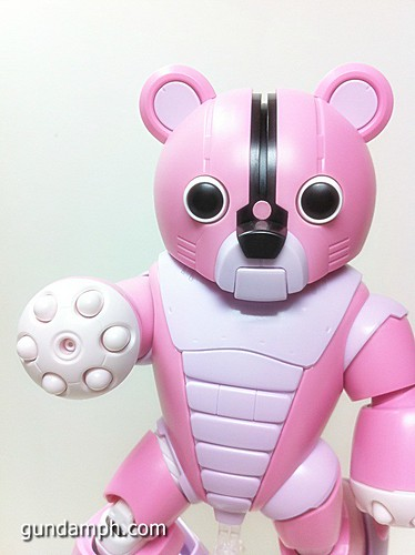 144 HG GB Pink Bearguy Gundam Expo Limited Edition (38)