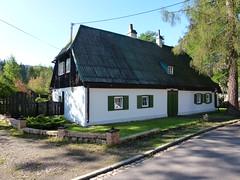 Dom Pisarza w Sokołowsku by Polek