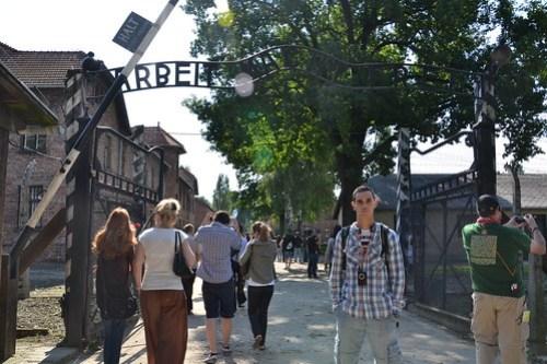 Entrada Auschwitz I