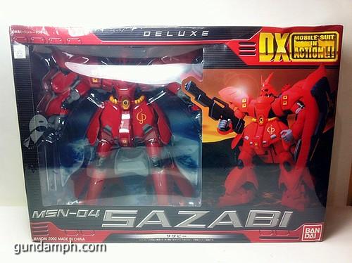 MSIA DX Sazabi 12 inch model (5)