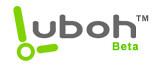 Luboh - logo