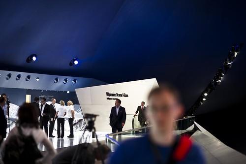 IAA - the Frankfurt Motor Show