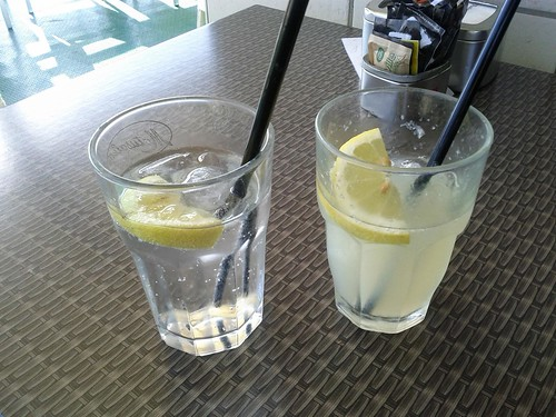 Gassosa and Lemon Soda, Puglia, Italy