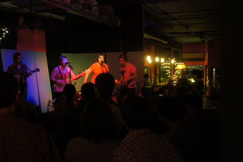 Midtown Dickens, Pinhook, Durham NC, 09/21/11