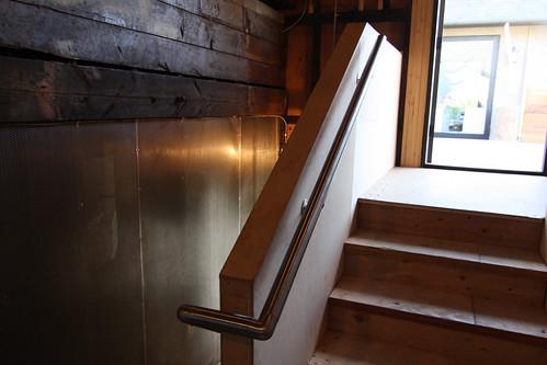 Garage Handrail Part 1