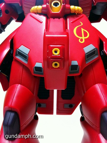 MSIA DX Sazabi 12 inch model (66)