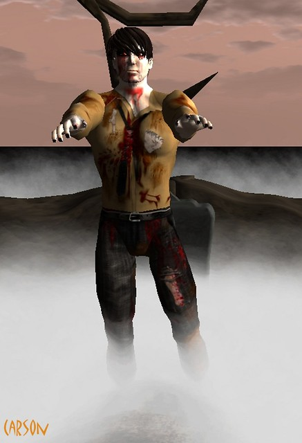 Morte's Seduction - Zombie
