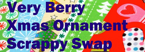 Christmas Scrappy Swap Banner
