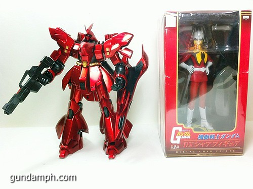 MG Sazabi Metallic Coating (Titanium-Like Finish) (69)
