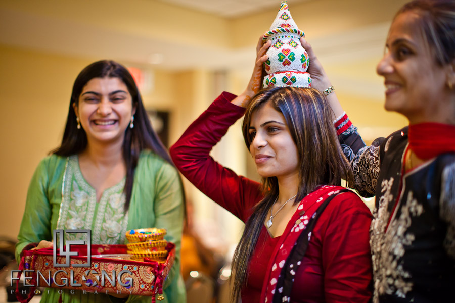 Mehndi Party | Shamz & Sana's Wedding Day 1 | Hyatt Place Atlanta Airport South | Atlanta Indian Photographer