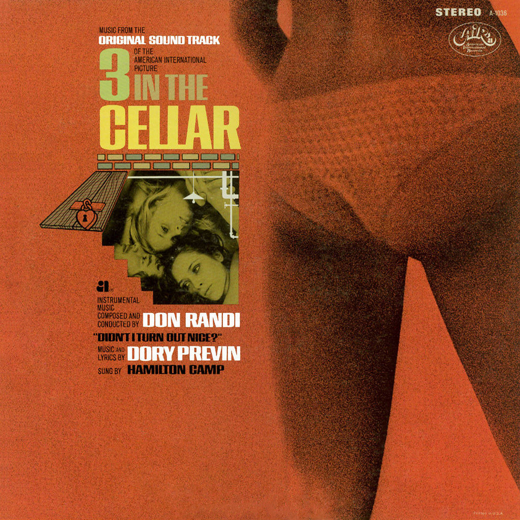 Don Randi - Up in the Cellar