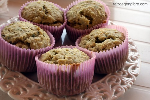 Muffins de pesto