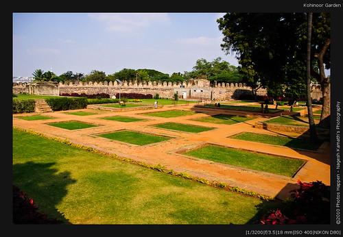 Kohinoor Garden
