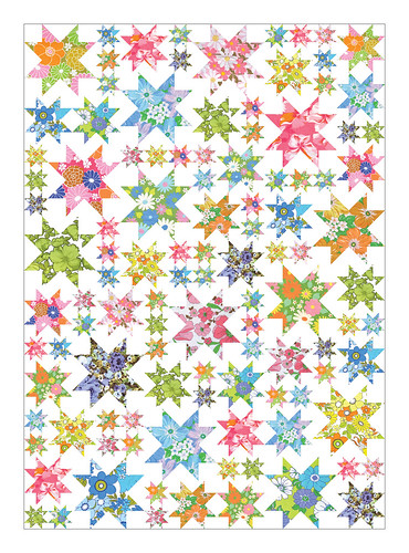 """Oh My Stars!"" Quilt"