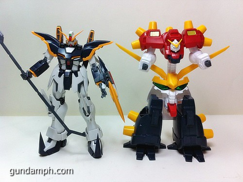 1 144 Devil Gundam Review OOB Build (35)