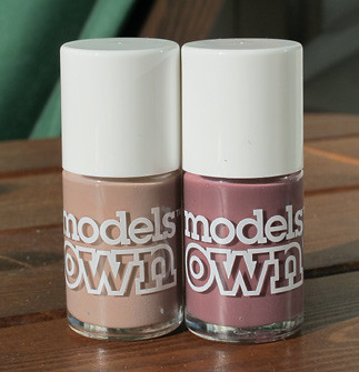 Models Own: Nude Beige & Purple Ash