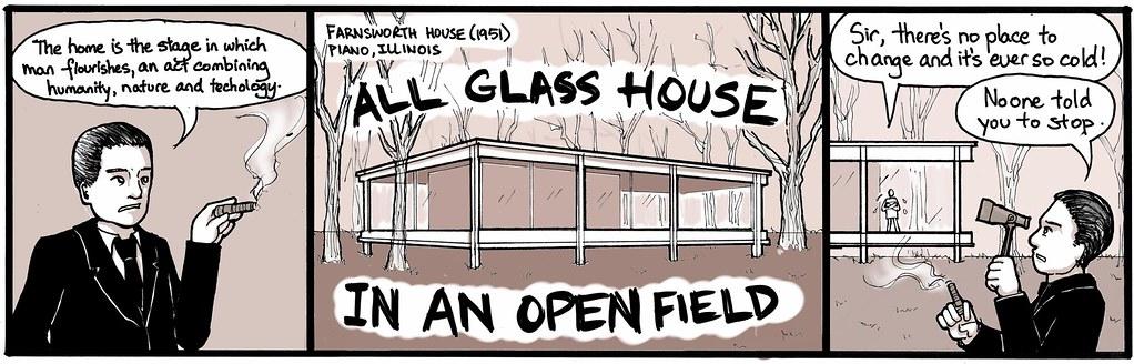 111003 Farnsworth House