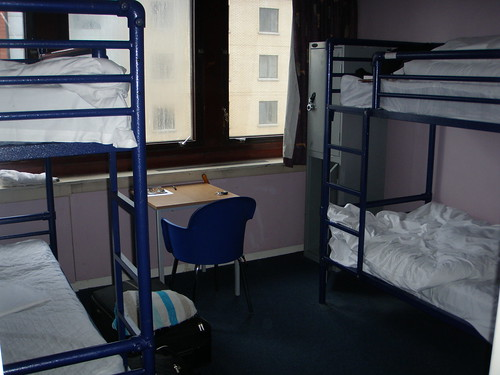 Dónde dormir y alojamiento en Glasgow (Escocia, Reino Unido) - Eurohostel Glasgow.
