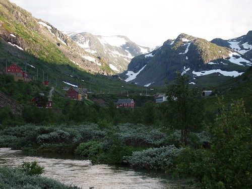 Myrdal after the rain
