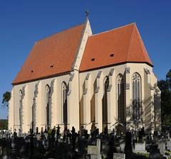 Milevsko (okres Písek), kostel sv. Jiljí