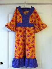 Lila Tueller Designs: abigail dress